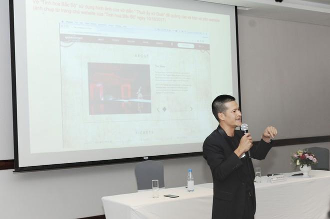 Đạo diễn Việt Tú không nghĩ sẽ thắng vụ kiện tranh chấp vở sân khấu thực cảnh đầu tiên tại Việt Nam - Ảnh 2.