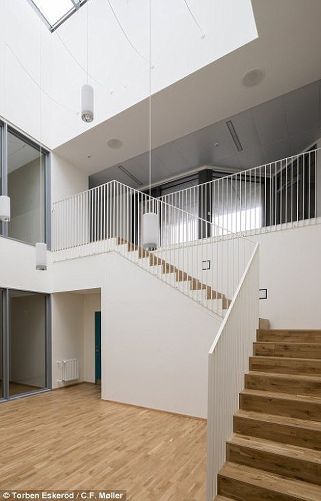 Nhà tù nhân đạo nhất thế giới ở Đan Mạch: Khuôn viên như khách sạn 5 sao, tù nhân thoải mái sinh hoạt và giải trí như ở nhà - Ảnh 8.