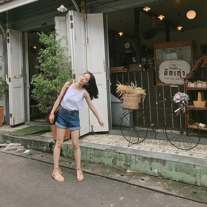 """Nếu cạn kiệt background """"sống ảo"""", hãy lên ngay Instagram của Pimtha - hot girl số 1 Thái Lan mà học tập - Ảnh 10."""