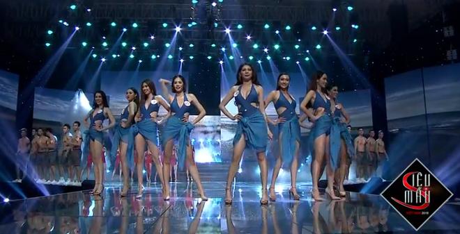 Chung kết Siêu mẫu Việt Nam hay Chung kết Siêu Hoa hậu Việt Nam? 7