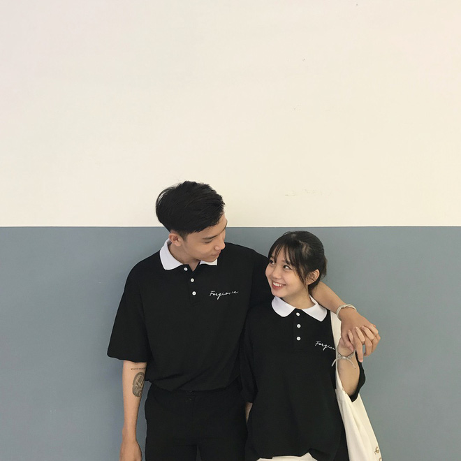 """Couple Đà Nẵng sinh năm 1999 """"đũa lệch"""" 28cm diện đồ siêu xinh, có câu chuyện tình yêu ngọt ngào - Ảnh 5."""