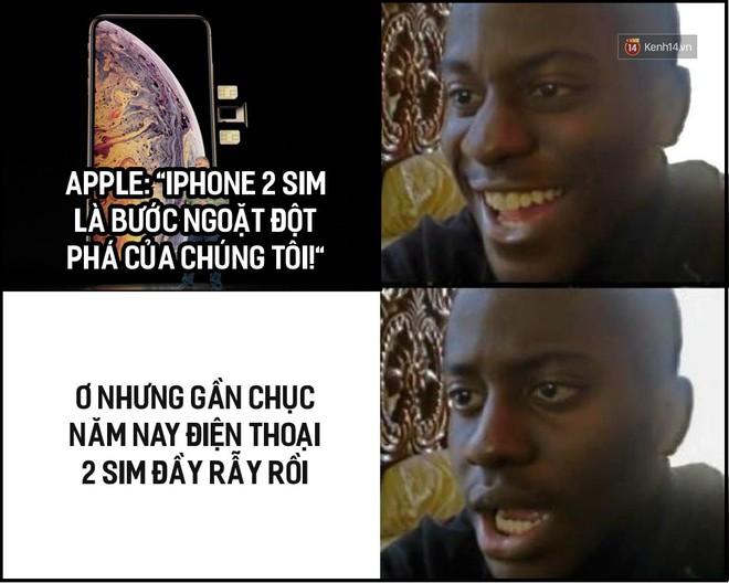 iphone XS bị dân mạng chế ảnh chỉ 2 ngày sau khi Apple cho ra mắt - Ảnh 6.