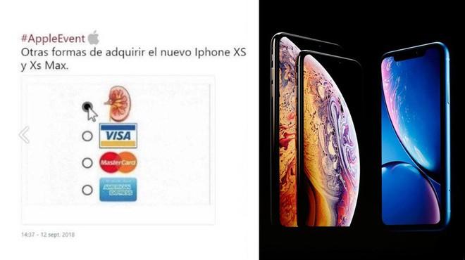iphone XS bị dân mạng chế ảnh chỉ 2 ngày sau khi Apple cho ra mắt - Ảnh 4.