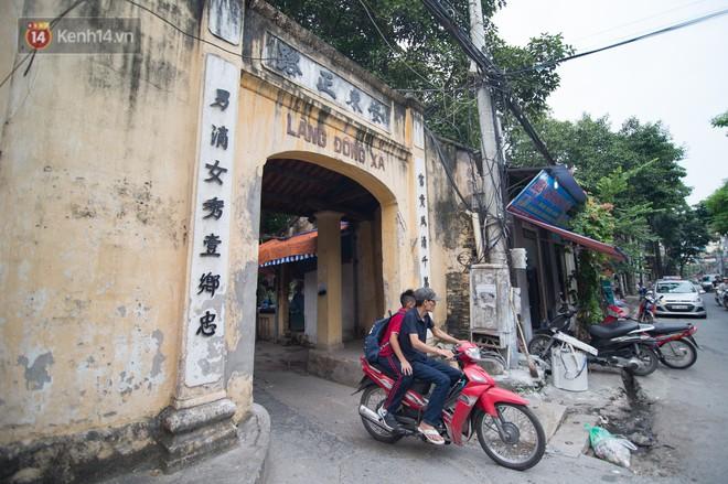 Thụy Khuê - Con phố có nhiều cổng làng nhất Hà Nội - ảnh