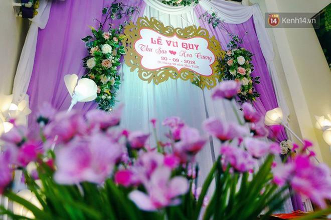 Khung cảnh đám cưới lãng mạn trong giờ phút cô dâu 62 tuổi chuẩn bị lên xe hoa về nhà chồng 26 tuổi - Ảnh 5.