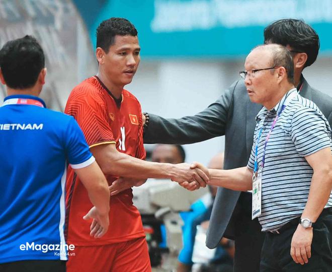 Park Hang Seo - Người thầy, người bạn, người cha của Olympic Việt Nam - ảnh