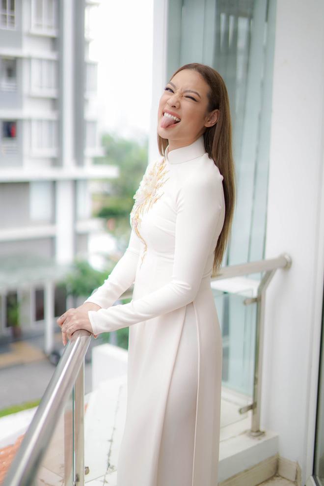 Đám hỏi Lan Khuê, dàn phù dâu toàn các chân dài The Face Việt Nam - ảnh 7