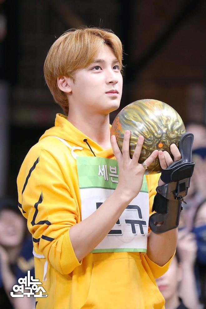 Dàn Idol đình đám Kpop đẹp khó cưỡng tại đại hội thể thao tết Trung thu - Ảnh 27.