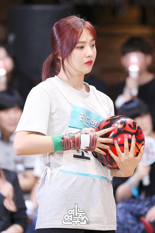 Dàn Idol đình đám Kpop đẹp khó cưỡng tại đại hội thể thao tết Trung thu - Ảnh 25.