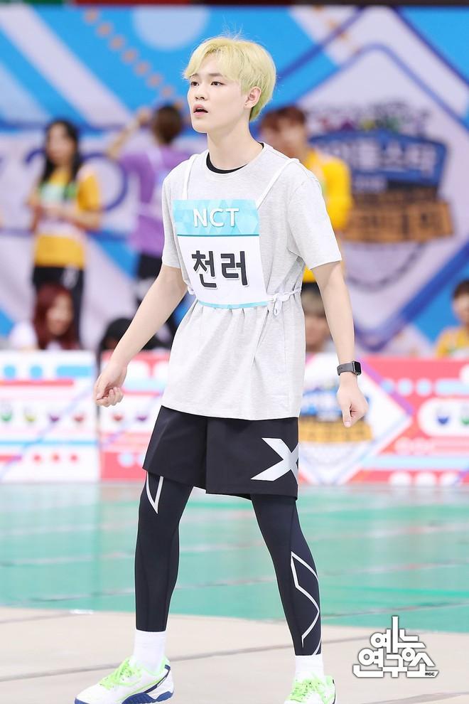 Dàn Idol đình đám Kpop đẹp khó cưỡng tại đại hội thể thao tết Trung thu - Ảnh 14.
