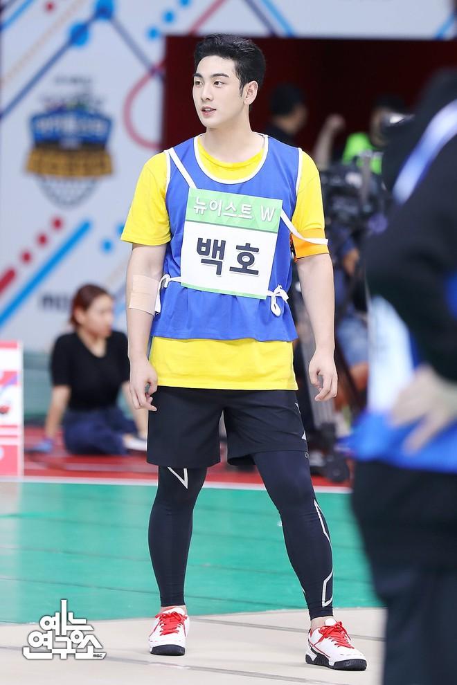 Dàn Idol đình đám Kpop đẹp khó cưỡng tại đại hội thể thao tết Trung thu - Ảnh 17.
