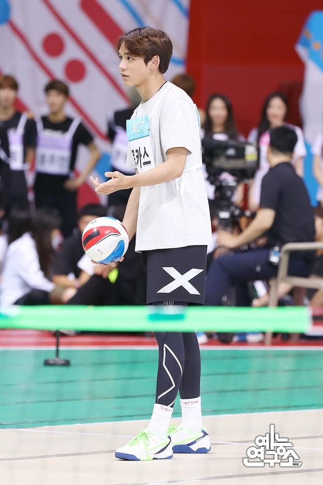 Dàn Idol đình đám Kpop đẹp khó cưỡng tại đại hội thể thao tết Trung thu - Ảnh 13.