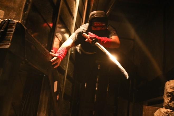Vào quán ăn ở Nhật, nhiều người phải hoảng sợ vì gặp phải những tay ninja đầy sát khí 1
