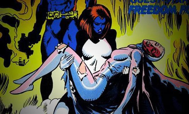 5 nhân vật ở thế giới siêu anh hùng có xu hướng tính dục cực kì đặc biệt - Ảnh 6.