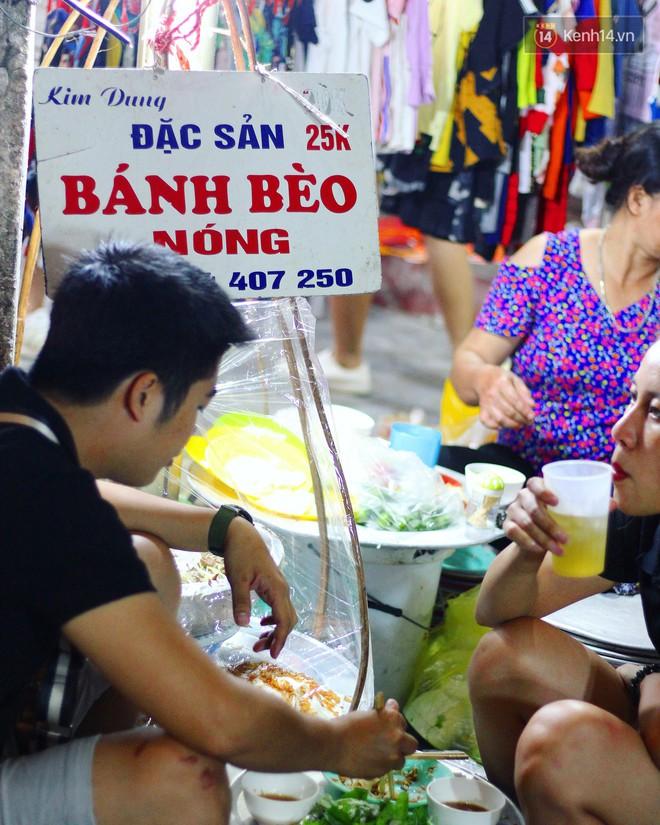 Món ăn mà ở Hà Nội chỉ có một hàng duy nhất và chỉ bán đúng 3 tối cuối tuần, còn không tranh thủ ngay thôi! 9