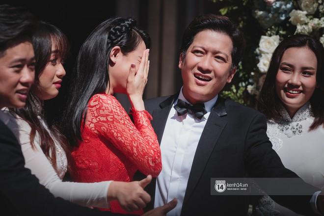 Đám cưới Trường Giang - Nhã Phương: Hàng ngàn hình ảnh ngọt ngào cũng không bằng loạt khoảnh khắc hạnh phúc đắt giá này - Ảnh 7.