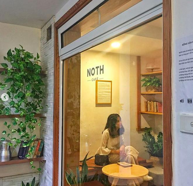 Hà Nội: 3 quán cà phê xanh mướt, mát rượi cực hợp để đi vào những ngày đầu thu - Ảnh 27.