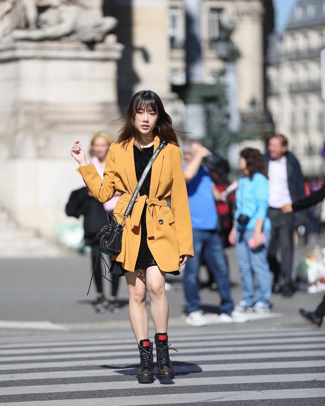 Để mặc đẹp như Kỳ Duyên, Mai Davika… tại Paris Fashion Week, các nàng hãy nhớ ngay 5 tips này 7