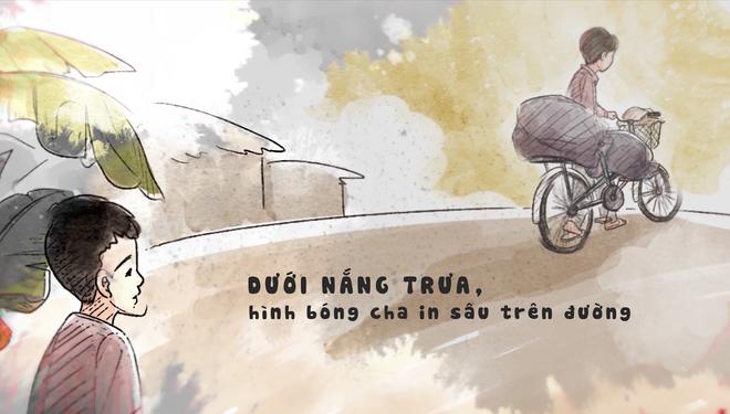 Tạm rời ballad tình yêu đôi lứa, Soobin Hoàng Sơn hát về tình cha con đầy xúc động 4