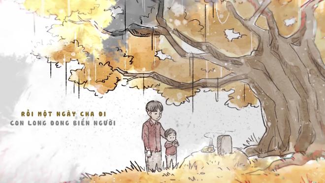 Tạm rời ballad tình yêu đôi lứa, Soobin Hoàng Sơn hát về tình cha con đầy xúc động 3
