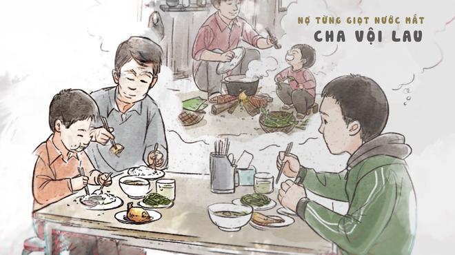 Tạm rời ballad tình yêu đôi lứa, Soobin Hoàng Sơn hát về tình cha con đầy xúc động 2