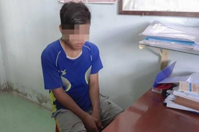 Vĩnh Long: Đang chờ xử phúc thẩm vì tội hiếp dâm, thiếu niên 15 tuổi tiếp tục hại đời bé gái khác - Ảnh 1.