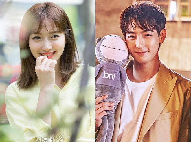 Thư Ký Kim Sao Thế? được mùa hẹn hò: Sau Park Park và nam phụ, lại thêm diễn viên xác nhận chuyện tình cảm - Ảnh 1.