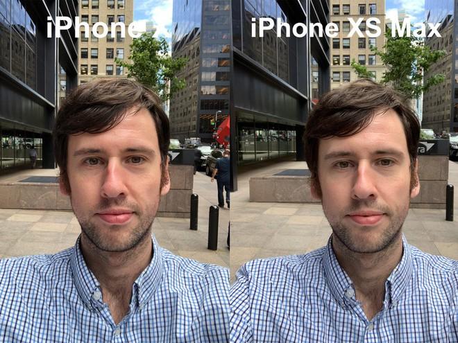 iPhone XS tự nhiên selfie ra ảnh láng mịn ken két dù không cần filter, nhưng phản ứng của cư dân mạng thì... - Ảnh 14.