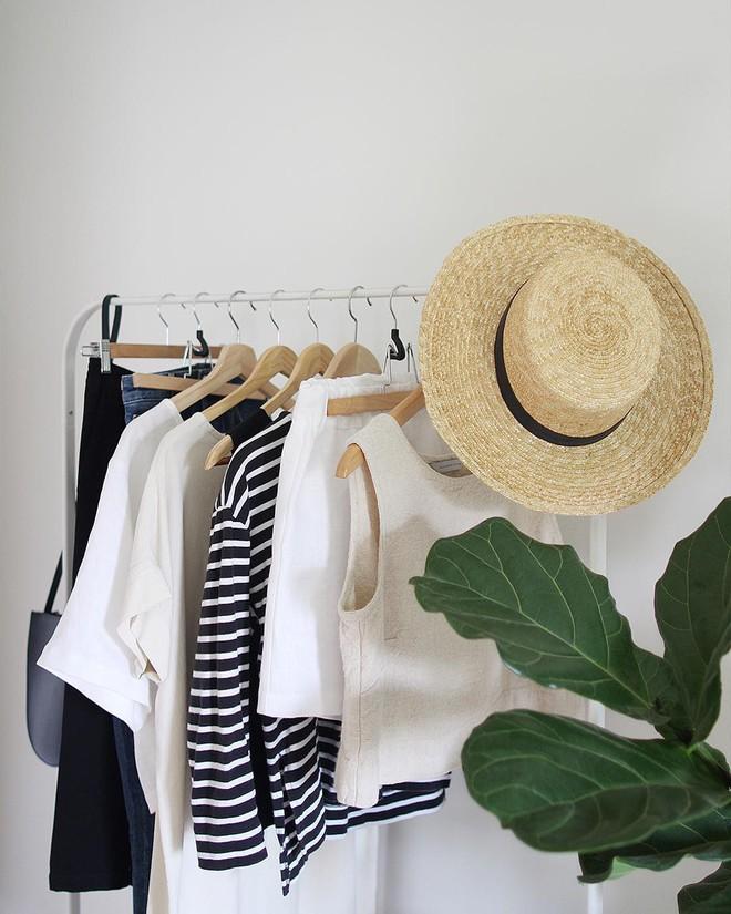 Đầy tủ quần áo nhưng lúc nào cũng thấy không có gì để mặc, cô nàng này sẽ có cách giải quyết giúp các chị em - Ảnh 6.