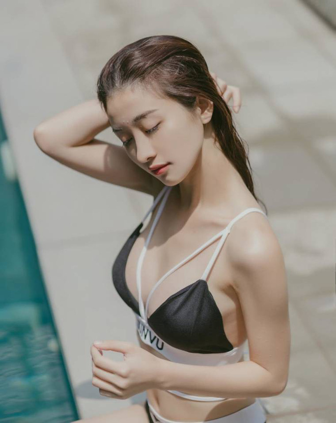 Jun Vũ xuất hiện tràn ngập MXH Hàn Quốc vì nhan sắc, hình thể nóng bỏng - ảnh 4