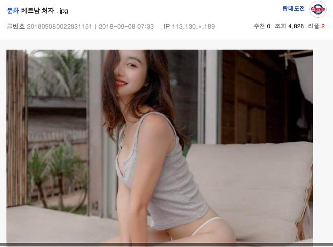Jun Vũ xuất hiện tràn ngập MXH Hàn Quốc vì nhan sắc, hình thể nóng bỏng - ảnh 1