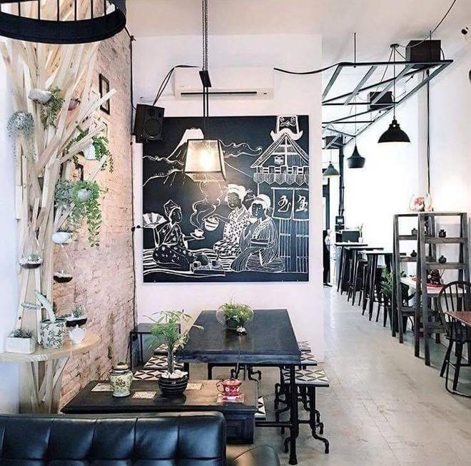 """4 quán cà phê view đẹp, đồ ăn ngon và ngay trung tâm Sài Gòn cho """"team lười đi xa"""" - Ảnh 10."""