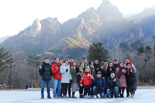 Không đâu như du học sinh Việt tại Hàn, cả nước rủ nhau cùng đón năm mới - Ảnh 1.