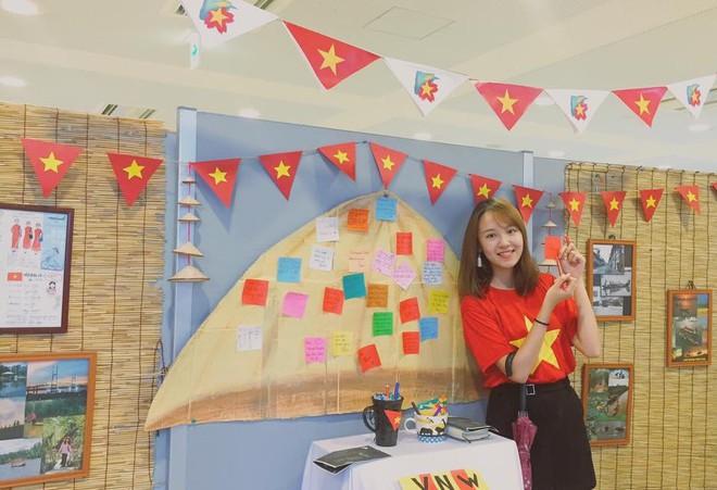 Cô nàng du học sinh Việt tại Nhật gây ấn tượng với nhan sắc ngọt ngào - Ảnh 15.