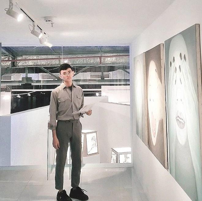 4 không gian siêu hay ho dành cho các bạn trẻ yêu nghệ thuật ở Sài Gòn - Ảnh 1.