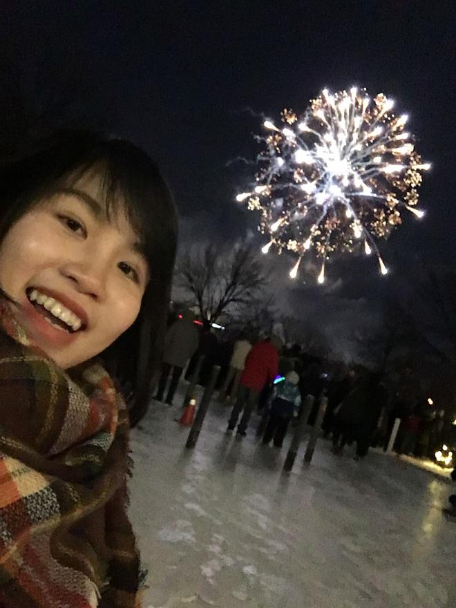 Du học sinh Việt hòa mình vào không khí chào năm mới khắp thế giới - Ảnh 10.
