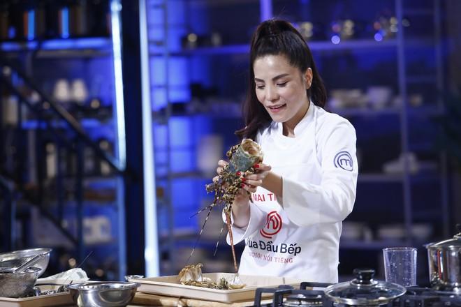 Kiwi Ngô Mai Trang lên ngôi Quán quân Vua đầu bếp: Người nổi tiếng - Ảnh 2.