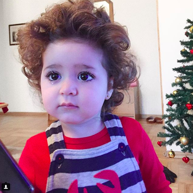 Thiên thần nhí sở hữu gần 300k người theo dõi trên Instagram vì quá xinh - Ảnh 5.