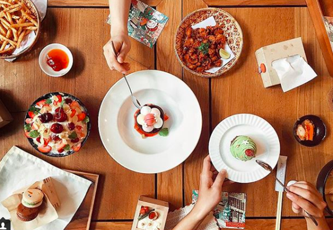 4 hotgirl thuộc hội ăn cả thế giới, bước vào Instagram mà cứ ngỡ đang xem web ẩm thực - Ảnh 4.