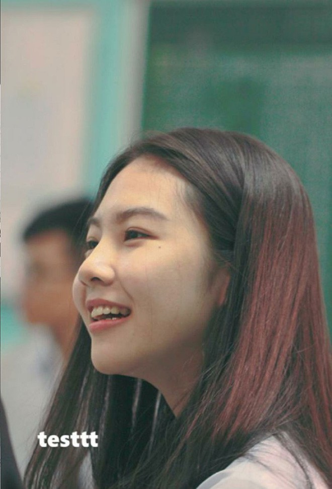 Xinh đẹp, học giỏi, nữ sinh Phú Nhuận khiến nam sinh đồng loạt muốn chuyển trường - Ảnh 3.