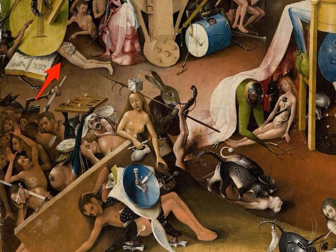 9 siêu phẩm hội họa này ẩn chứa những bí mật mà tìm ra nó bạn sẽ bái phục danh họa xưa - Ảnh 8.