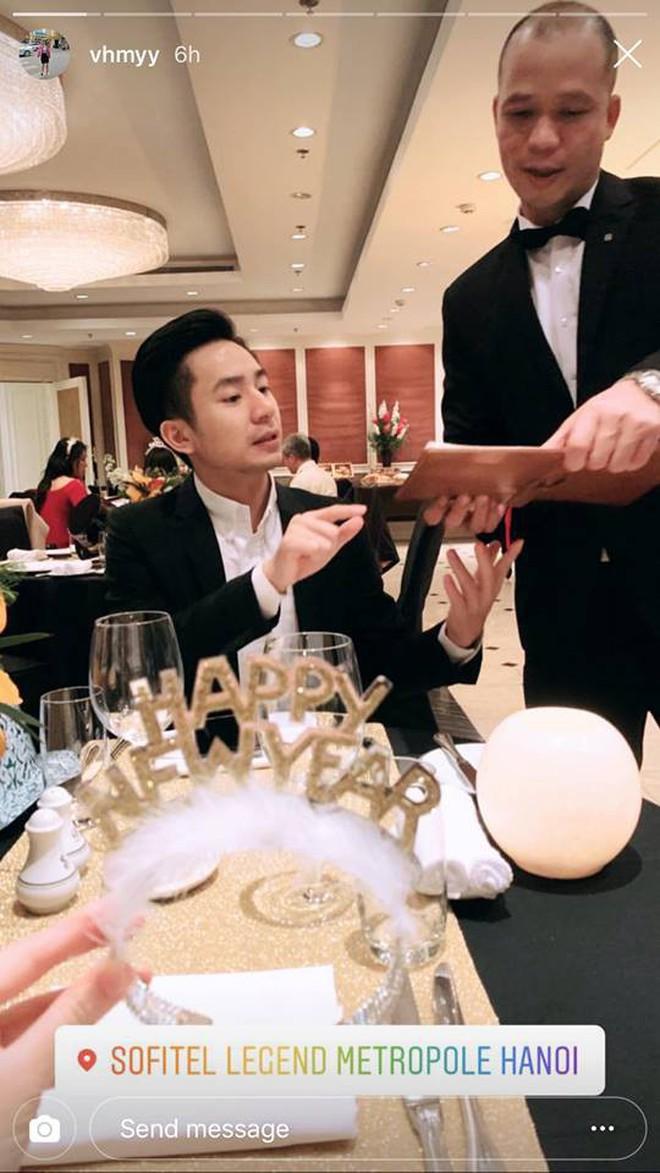 Tiệc chào năm mới của Rich Kid Việt: Dẫn đầu về độ sang chảnh vẫn là hội em chồng Hà Tăng! - Ảnh 10.
