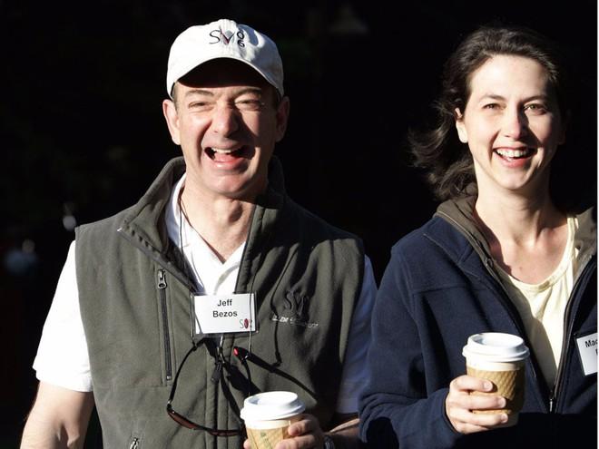 Lương duyên 25 năm của ông chủ Amazon và vợ: Chưa kịp yêu đã cưới từ thuở cơ hàn, tan vỡ trên đỉnh cao giàu sang phú quý - Ảnh 11.