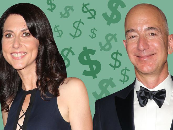 Lương duyên 25 năm của ông chủ Amazon và vợ: Chưa kịp yêu đã cưới từ thuở cơ hàn, tan vỡ trên đỉnh cao giàu sang phú quý - Ảnh 21.