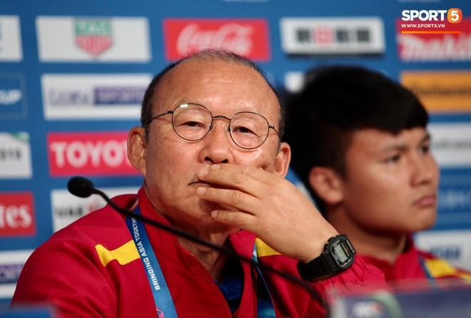 HLV Park Hang-seo: Tuyển Việt Nam gạt sạch thất bại ra khỏi đầu, tự tin hướng đến trận gặp Iran - Ảnh 1.