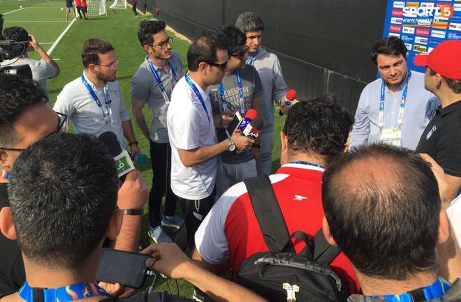 """Phóng viên Iran: """"Việt Nam toàn cầu thủ vô danh, chưa thể cùng đẳng cấp với Iran"""" - Ảnh 2."""