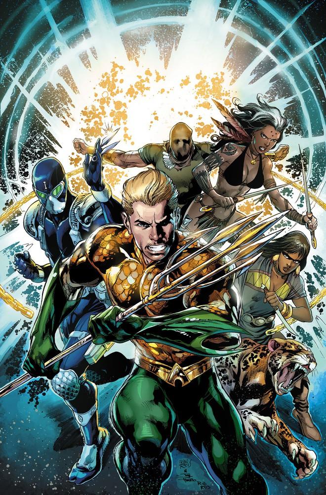 Cơn sốt Aquaman chưa tan, fan cuồng DC đã bắt mong ngóng 5 điểm sáng mới từ phần 2 - Ảnh 4.