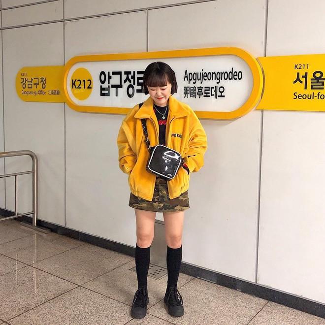 Hội bạn thân Hàn Quốc là 6 cô nàng xinh đều, ăn mặc chất như nước cất - Ảnh 10.