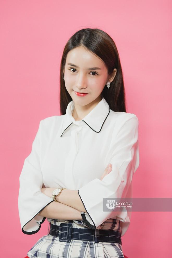 Quán quân The Tiffany Vietnam Nhật Hà diện áo dài đọ sắc cùng Hoa hậu Hương Giang và Á hậu Yoshi - Ảnh 5.