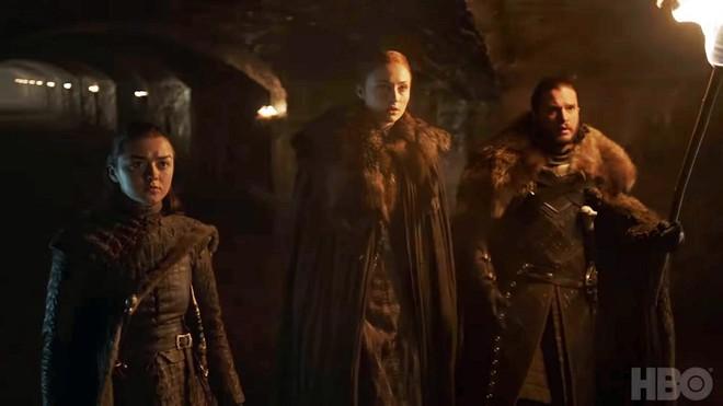 Teaser Game of Thrones Mùa 8 vừa ra mắt, fan đã soi ngay được 5 chi tiết bí ẩn - Ảnh 4.